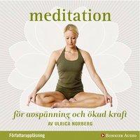 Meditation - Ulrica Norberg