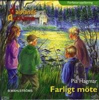 Dalslandsdeckarna 6 - Farligt möte - Pia Hagmar