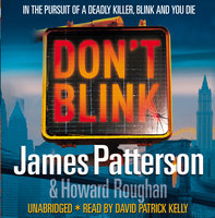 Don't Blink - James Patterson