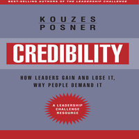 Credibility - Barry Z. Posner, James M. Kouzes
