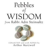 Pebbles of Wisdom from Rabbi Adin Steinsaltz - Adin Steinsaltz,Arthur Kurzweil