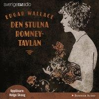 Den stulna Romneytavlan - Edgar Wallace