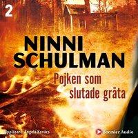 Pojken som slutade gråta - Ninni Schulman