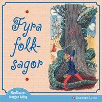 Fyra folksagor - Various Authors