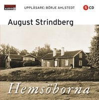 Hemsöborna - August Strindberg