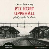 Ett kort uppehåll på vägen från Auschwitz - Göran Rosenberg