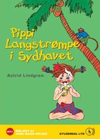 Pippi Langstrømpe i Sydhavet - Astrid Lindgren