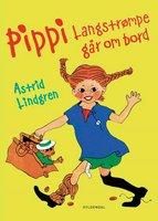 Thomas Winding læser Pippi Langstrømpe går om bord - Astrid Lindgren