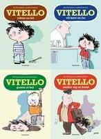 Fire historier om drengen Vitello - Kim Fupz Aakeson