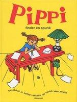 Pippi finder en spunk - Astrid Lindgren