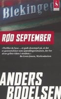 Rød September - Anders Bodelsen