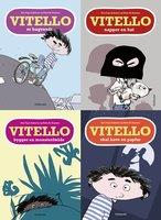 Vitello bygger en monsterfælde - og andre historier - Kim Fupz Aakeson
