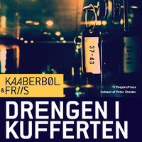 Drengen i kufferten - Agnete Friis, Lene Kaaberbøl