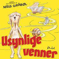 Usynlige venner - Niels Gråbøl
