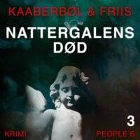 Nattergalens død - Agnete Friis, Lene Kaaberbøl