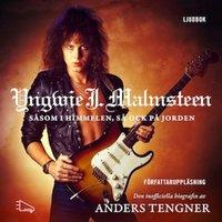 Yngwie J. Malmsteen - Såsom i himmelen, så ock på jorden - Anders Tengner