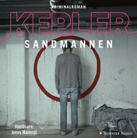 Sandmannen - Lars Kepler