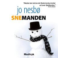 Snemanden - Jo Nesbø