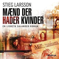 Mænd der hader kvinder - Stieg Larsson