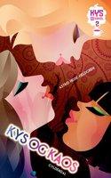 Kys og kanel 2 - Kys og kaos - Astrid Heise-Fjeldgren