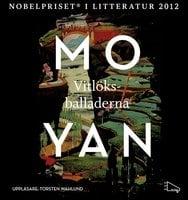 Vitlöksballaderna - Mo Yan