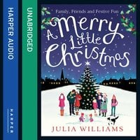 A Merry Little Christmas - Julia Williams