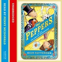 The Magical Peppers and the Island of Invention - Sian Pattenden