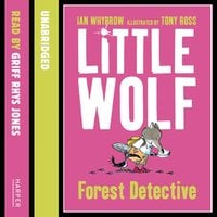 Little Wolf, Forest Detective - Ian Whybrow