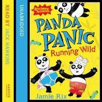 Panda Panic - Running Wild - Jamie Rix