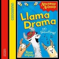 Llama Drama - Rose Impey