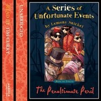 Book the Twelfth – The Penultimate Peril - Lemony Snicket