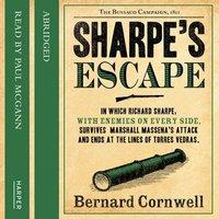 Sharpe's Escape: The Bussaco Campaign, 1810 - Bernard Cornwell