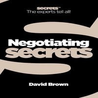 Negotiating - David Brown