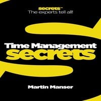 Time Management - Martin Manser