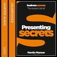Presenting - Martin Manser