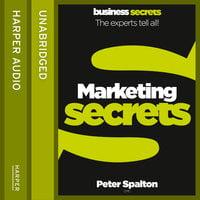 Marketing - Peter Spalton