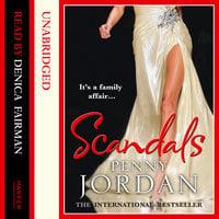 Scandals - Penny Jordan