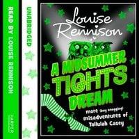 A Midsummer Tights Dream - Louise Rennison