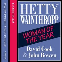 Hetty Wainthropp – Woman of the Year - David Cook, John Bowen