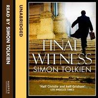 Final Witness - Simon Tolkien