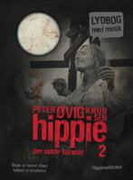 Hippie 2 Lydbog med musik - Peter Øvig Knudsen