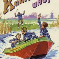 Kameleon ahoy! - Hotze de Roos