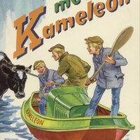 Redders met de Kameleon - Hotze de Roos