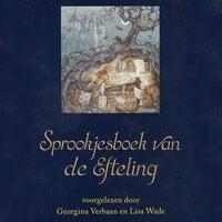 Sprookjesboek van de Efteling - Ad Grooten,Gerrie van Dongen