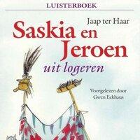 Saskia en Jeroen - uit logeren - Jaap ter Haar