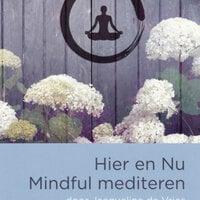 Hier en Nu Mindful mediteren - Jacqueline de Vries