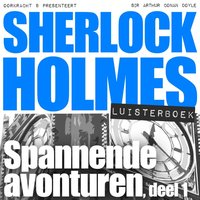 Spannende avonturen - Arthur Conan Doyle