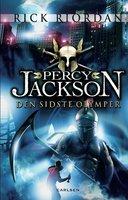 Percy Jackson 5 - Den sidste olymper - Rick Riordan