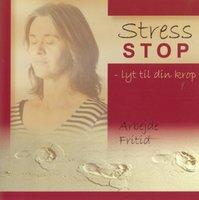 Stress stop - lyt til din krop - Mai-Britt Schwab