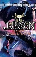 Percy Jackson 4 - Slaget i labyrinten - Rick Riordan